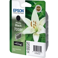 Epson Original Inkjet Cartridges | EPSON T0591 Ultra Chrome K3 | C13T05914010 | ServersPlus