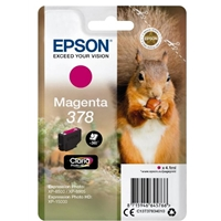 Epson Original Inkjet Cartridges | EPSON Original 378 MAGENTA HD INKJET CARTRIDGE C13T37834010 | C13T37834010 | ServersPlus
