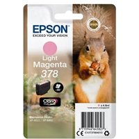 Epson Original Inkjet Cartridges | EPSON Original 378 LIGHT MGTA HD INKJET CARTRIDGE C13T37864010 | C13T37864010 | ServersPlus