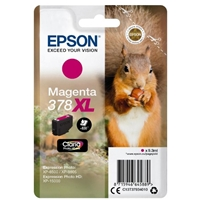 Epson Original Inkjet Cartridges | EPSON Original 378XL MAGENTA PHOTO HD INKJET CART C13T37934010 | C13T37934010 | ServersPlus