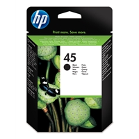 Hewlett Packard Original Ink Cartridges | HP 45 | 51645AE | ServersPlus