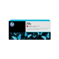 Hewlett Packard Original Ink Cartridges | HP 771C 775-ml Chromatic Red Designjet Ink Cartridge | B6Y08A | ServersPlus