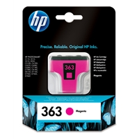 HP Original Ink Cartridges | HP Original 363 Magenta Ink Cartridge C8772EE | C8772EE | ServersPlus