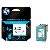 HP Original Ink Cartridges | HP Original 342 Tri-colour Inkjet Print Cartridge C9361EE#UUS | C9361EE#UUS | ServersPlus