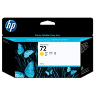 HP Original Ink Cartridges | HP Original 72 130-ml Yellow Ink Cartridge C9373A | C9373A | ServersPlus
