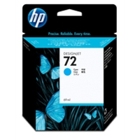 HP Original Ink Cartridges | HP Original 72 69-ml Cyan Ink Cartridge C9398A | C9398A | ServersPlus