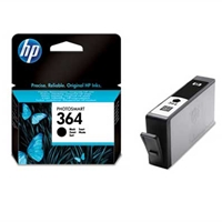 HP Original Ink Cartridges | HP Original 364 Black Ink Cartridge CB316EE#ABB | CB316EE#ABB | ServersPlus