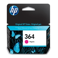 HP Original Ink Cartridges | HP Original 364 Magenta Ink Cartridge CB319EE | CB319EE | ServersPlus