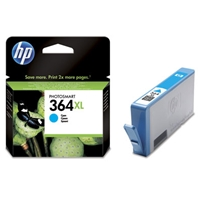 HP Original Ink Cartridges | HP Original 364XL Cyan Ink Cartridge CB323EE#ABB | CB323EE#ABB | ServersPlus