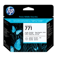 Hewlett Packard Original Ink Cartridges | HP HP 771 DJET PH PHOTO BLK/LT GRY CE020A | CE020A | ServersPlus