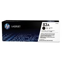 Hewlett Packard Original Laser Toners | HP 83A Black Original Laser Toner Cartridge | CF283A | ServersPlus