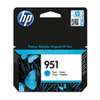 HP Original Ink Cartridges | HP Original 951 Cyan Officejet Ink Cartridge CN050AE | CN050AE | ServersPlus