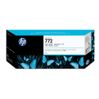 HP Original Ink Cartridges | HP Original HP 772 DESIGNJT INK CART 300ML PHTBLK CN633A | CN633A | ServersPlus