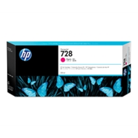 Hewlett Packard Original Ink Cartridges | HP 728 300-ml Magenta DesignJet Ink Cartridge | F9K16A | ServersPlus