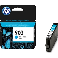 HP Original Ink Cartridges | HP Original HP 903 ORIGINAL INK CARTRIDGE CYAN T6L87AE | T6L87AE | ServersPlus