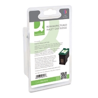 Q-Connect HP Compatible Inkjet Cartridges | QCONNECT HP NO344 C9363EE  CART C/M/Y HY | C936EE-COMP | ServersPlus