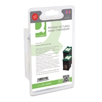 Q-Connect HP Compatible Inkjet Cartridges | QCONNECT HP NO344 C9505EE CRT C/M/Y PK2 | C9505EE-COMP | ServersPlus