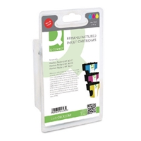 Q-Connect HP Compatible Inkjet Cartridges | QCONNECT HP NO363 CB333EE CRT C/M/Y PK3 | CB333EE-COMP | ServersPlus