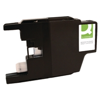 Q-Connect Brother Compatible Inkjet Cartridges | QCONNECT BROTHER LC223 INK CYAN | LC223C-COMP | ServersPlus