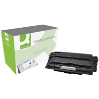 Q-Connect Hewlett Packard Compatible Laser Toners | QCONNECT HP TNR CART BLK Q7516A516A | Q7516A-COMP | ServersPlus