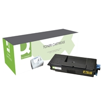 Q-Connect Kyocera Compatible Laser Toners | QCONNECT Q-CONNECT KYOCERA BLACK TONER TK-3100 | TK-3100-COMP | ServersPlus