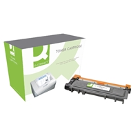Q-Connect Brother Compatible Laser Toners | QCONNECT Q-CONNECT BROTHER TN2320 HY TNR BLK | TN2320-COMP | ServersPlus