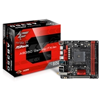 PC Motherboards | ASROCK ASRock Fatal1ty AB350 Gaming-ITX/ac AMD Socket AM4 Ryzen Mini-ITX DDR4 HDMI Ultra M.2 USB 3.0 Mother | AB350 GAMING-ITX/AC | ServersPlus