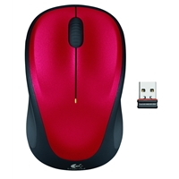PC Keyboards & Mice | LOGITECH M235 | 910-002496 | ServersPlus