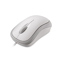 PC Keyboards & Mice | MICROSOFT Basic Optical Mouse for Business | 4YH-00008 | ServersPlus
