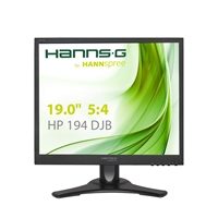 19 Inch PC Monitors | HANNSPREE HP 194 DJB | HP194DJB | ServersPlus