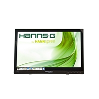 15 Inch PC Monitors | HANNSPREE HT161HNB 15.6-inch LED Touchscreen Monitor with speakers | HT161HNB | ServersPlus