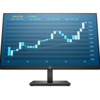23 Inch and above PC Monitors | HP  P244 - LED monitor - 23.8 (23.8 viewable) - 1920 x 1080 Full HD | 5QG35AT#ABU | ServersPlus