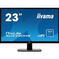 23 Inch and above PC Monitors | IIYAMA XU2390HS | XU2390HS-B1 | ServersPlus