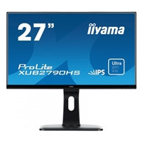 23 Inch and above PC Monitors | IIYAMA XUB2790HS-B1 | XUB2790HS-B1 | ServersPlus