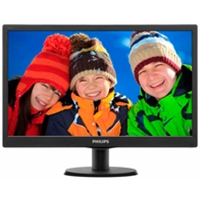19 Inch PC Monitors | PHILIPS LCD monitor with SmartControl Lite 193V5LSB2/10 | 193V5LSB2/10 | ServersPlus