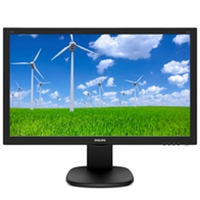 23 Inch and above PC Monitors | PHILIPS 243S5LJMB/00 | 243S5LJMB/00 | ServersPlus