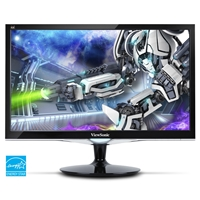 23 Inch and above PC Monitors | VIEWSONIC VX2452mh | VX2452MH | ServersPlus