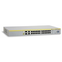 Allied Telesis Managed Switches | ALLIED TELESIS AT-8000S/24PoE | AT-8000S/24POE-30 | ServersPlus
