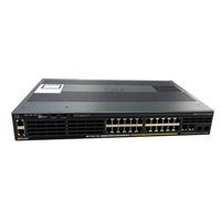 Cisco Managed Network Switches | CISCO Catalyst 2960-X-24TS-LL WS-C2960X-24TS-LL | WS-C2960X-24TS-LL | ServersPlus