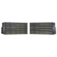 Cisco Managed Network Switches | CISCO Catalyst 2960-X-24TS-L  WS-C2960X-24TS-L | WS-C2960X-24TS-L | ServersPlus