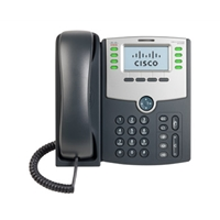 Voice over IP (VoIP) | CISCO SPA 508G VoIP Telephone | SPA508G | ServersPlus