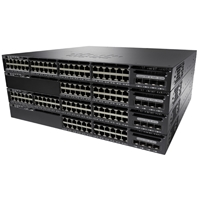 Cisco Managed Network Switches | CISCO Catalyst 3650 48PS-L - Switch - Managed - 48 x 10/100/1000 (PoE+) WS-C3650-48PS-L | WS-C3650-48PS-L | ServersPlus