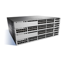 Cisco Managed Network Switches | CISCO Catalyst 3850-48P-S - Switch - L3 - Managed - 48 x 10/100/1000 (PoE+) WS-C3850-48P-S | WS-C3850-48P-S | ServersPlus