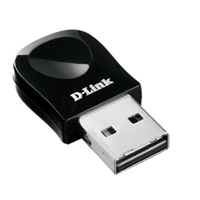 Wireless Adapters | D-LINK Wireless N Nano USB Adapter | DWA-131 | ServersPlus