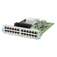 Switch Modules | HPE 24-port 10/100/1000BASE | J9987A | ServersPlus