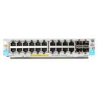 Switch Modules | HP 20p PoE+ / 4p SFP+ v3 zl2 Mod | J9990A | ServersPlus