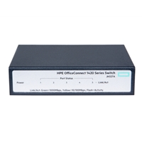 Unmanaged Switches | HPE OfficeConnect 1420 5G | JH327A | ServersPlus
