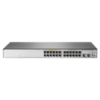Smart Managed Network Switches | HPE OfficeConnect 1850 24G 2XGT PoE+ 185W | JL172A | ServersPlus