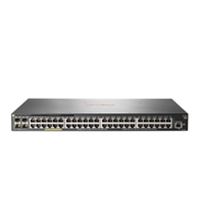 Aruba Managed Network Switches | ARUBA 2930F 48G PoE+ 4SFP+ Network Switch | JL256A | ServersPlus