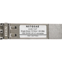 Switch Modules | NETGEAR Fibre Gigabit 1000Base-LX (LC) SFP GBIC Module | AGM732F | ServersPlus